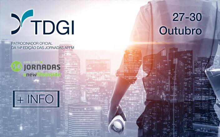 14ª  Jornadas APFM. TDGI Portugal
