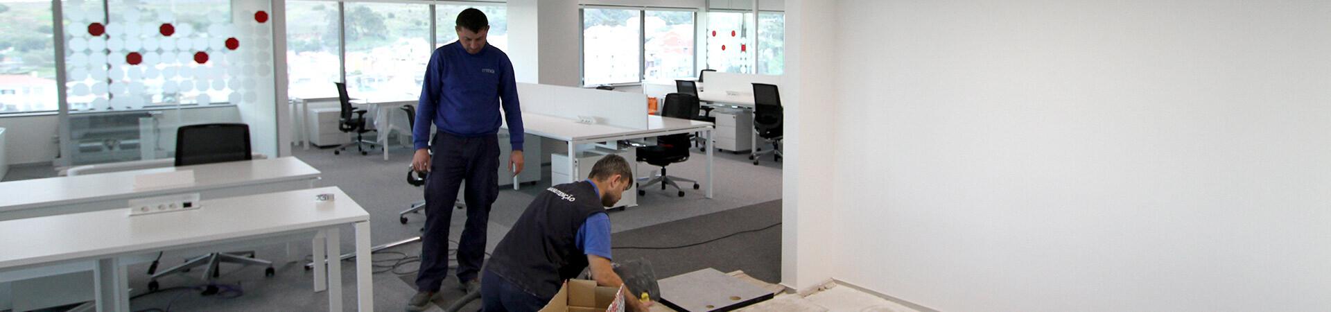 Fit-out, Refurbishment & Project Management . TDGI Portugal