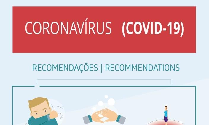 Monitorização e Prevenção – COVID-19
