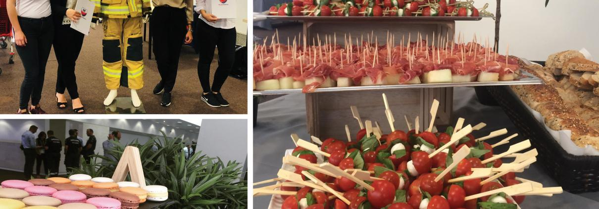 Catering Smartfood. TDGI Portugal