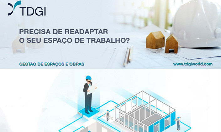 Gestión de Espacio y Trabajo. TDGI Portugal