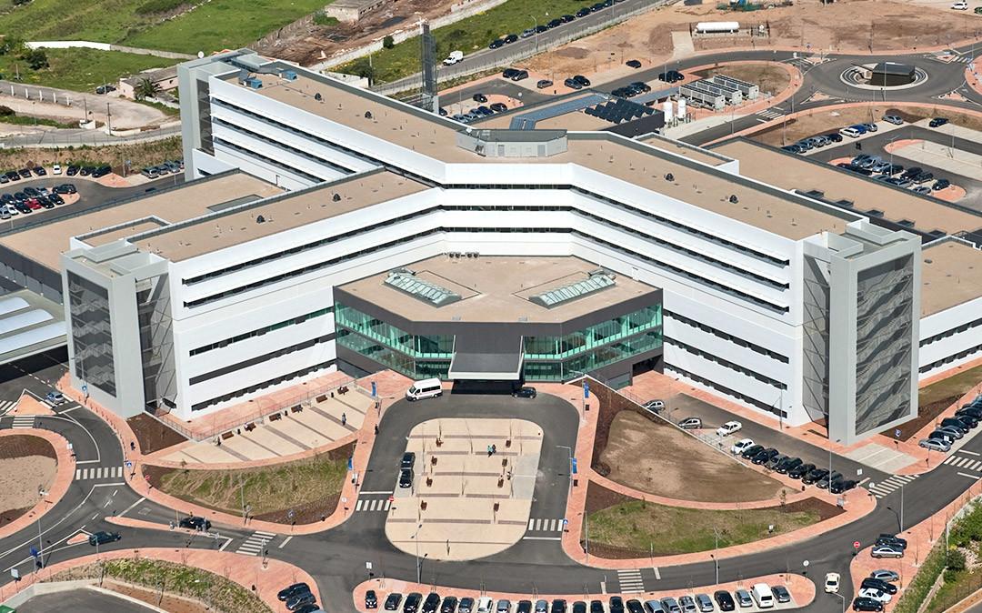 HOSPITAL DE CASCAIS. TDGI Portugal