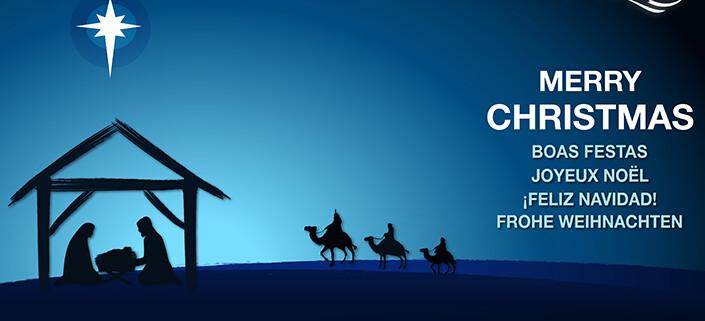 Merry Christmas. TDGI Portugal