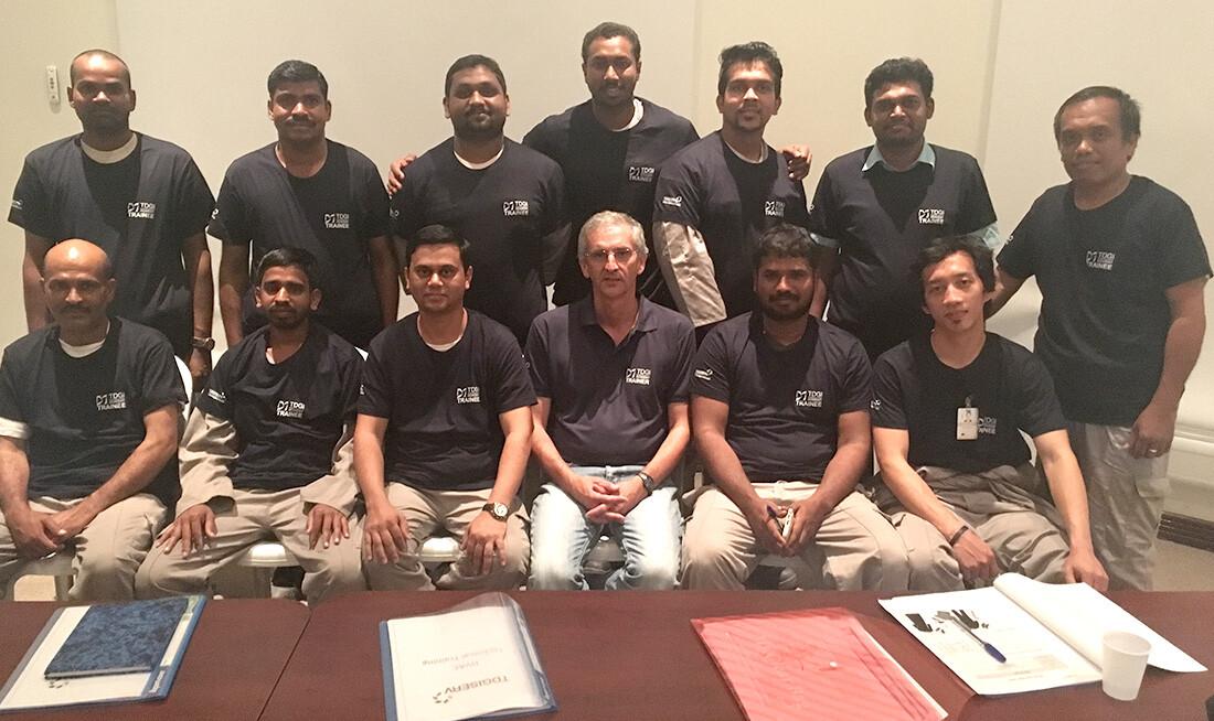 TDGIServ no Qatar