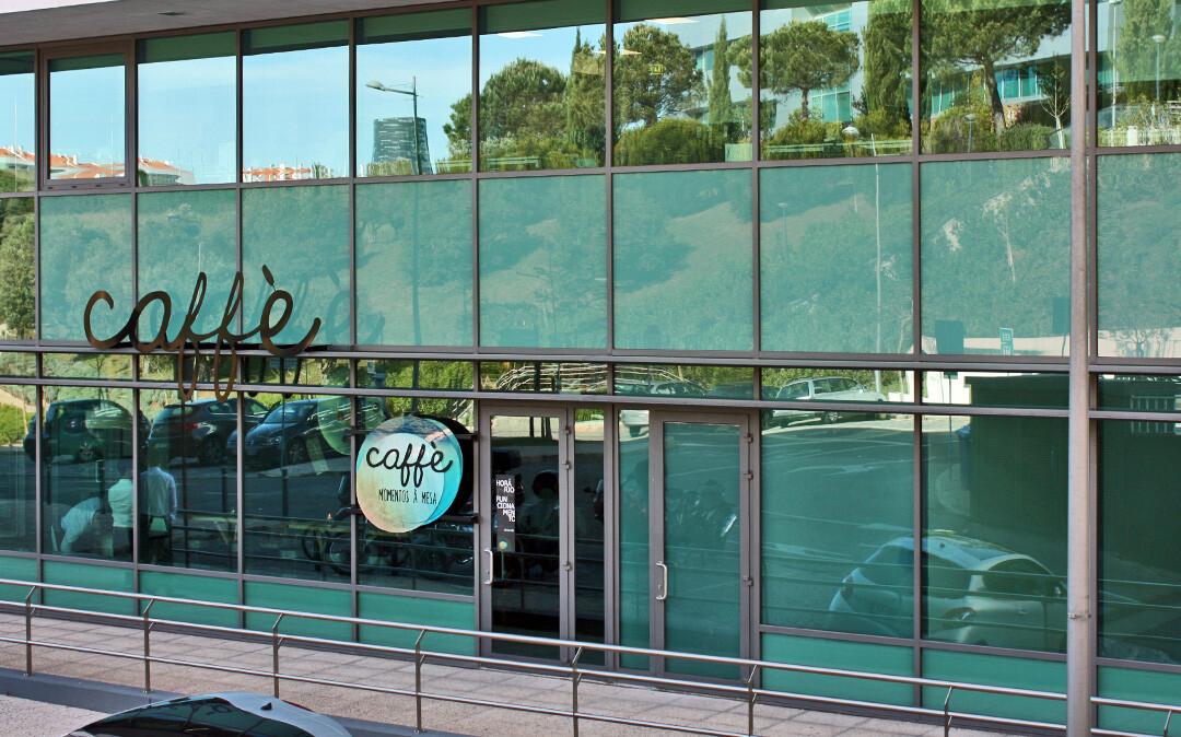 Cafetaria Caffè. TDGI Portugal