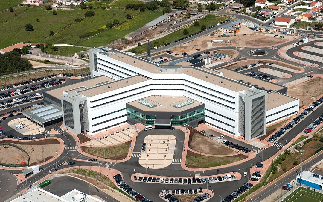 Visita Guiada ao Hospital de Cascais. TDGI Portugal