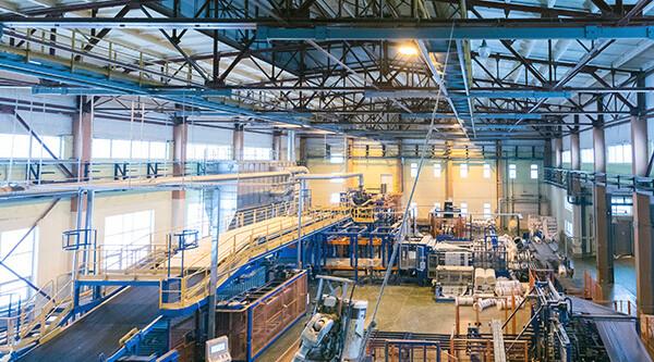 Construção / Instalação - Projetos Industriais. TDGI Portugal