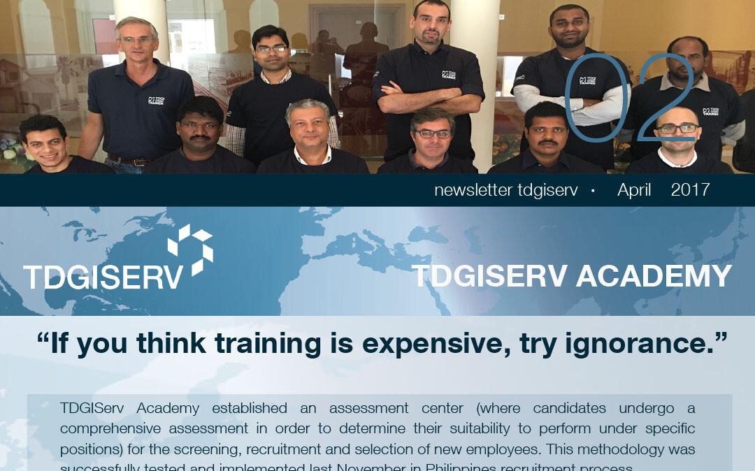 TDGISERV Academy