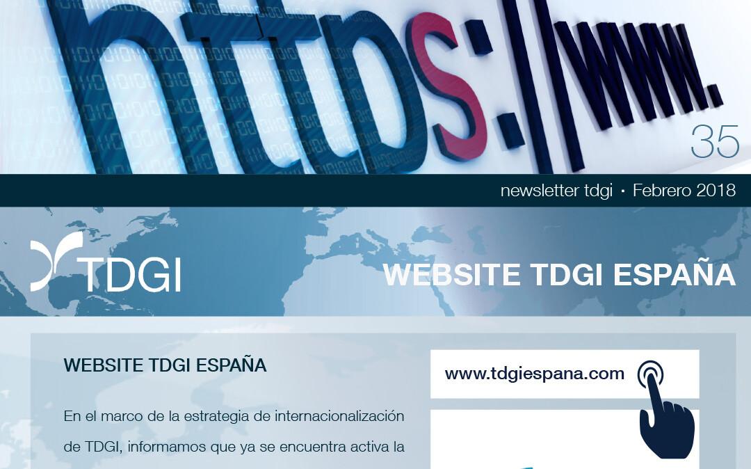 TDGI Espanha