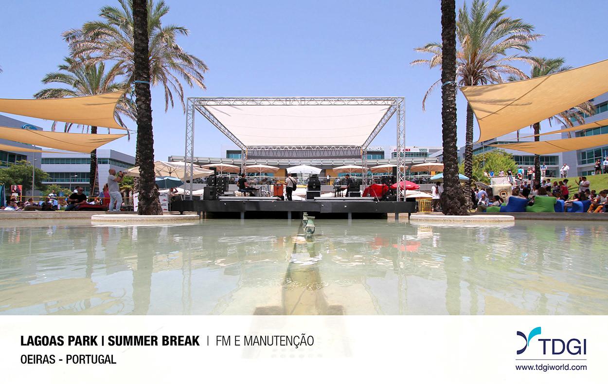 Lagoas Summer Break 2019. TDGI Portugal