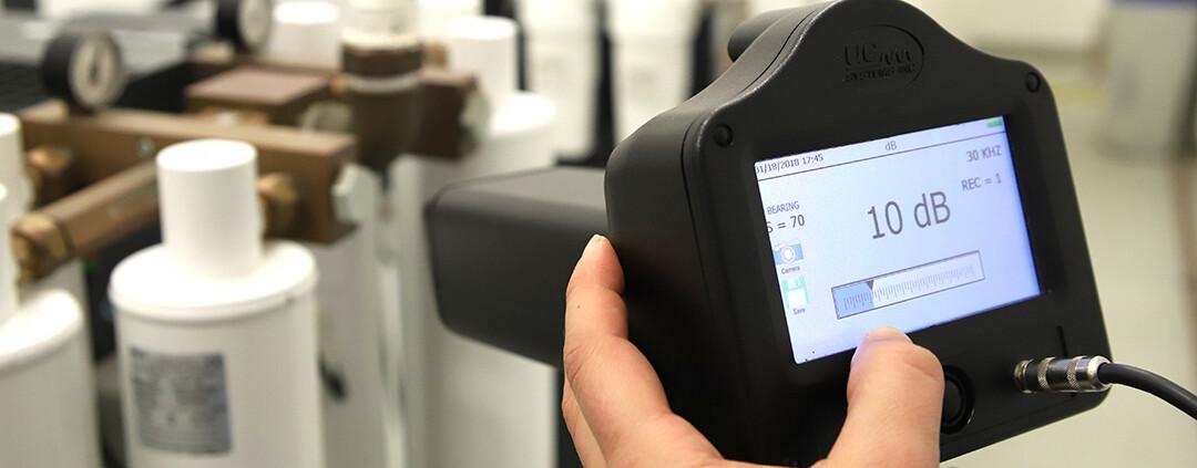 Ispeção por ultrasons. TDGI Portugal